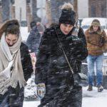 В Кировской области объявлено метеопредупреждение: ожидается усиление ветра и мокрый снег