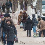 Население Кировской области по сравнению с прошлым годом сократилось на 5,5 тысяч человек