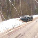 В Верхошижемском районе на трассе столкнулись «УАЗ-Патриот» и грузовик