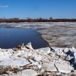 Вскрытие реки Вятки в этом году ожидается во второй декаде апреля