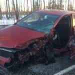В столкновении «Киа-Рио» с грузовиком в Верхошижемском районе погибла женщина