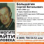 В Кирове пропал 60-летний мужчина