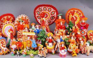 Роспатент зарегистрировал бренд «Дымковская игрушка»
