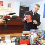 В Кирове за три месяца из магазинов изъяли контрафакта на 1,5 млн рублей