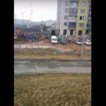Следком проводит проверку по факту обрушения строительных лесов в Кирове