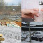 Итоги недели: смерть мужчины в луже мазута, опасная питьевая вода и прогнозы на холодный май