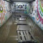 Подземные переходы в Кирове остаются затопленными