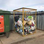 В Кирове начали устанавливать отдельные контейнеры для сбора пластика