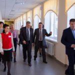 В Кирове открыли новый корпус школы
