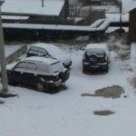 В северных районах Кировской области выпал снег