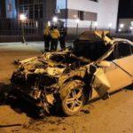 Стали известны подробности жуткого столкновения иномарки и грузовика в Кирове