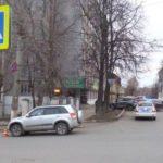 В центре Кирова автомобиль «Сузуки» сбил 9-летнего велосипедиста