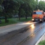 С 16 апреля в Кирове начнут «влажную» уборку улично-дорожной сети
