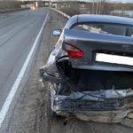 В Котельничском районе пьяный водитель «Форда» врезался в «ЗАЗ»