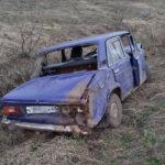 В Оричевском районе водитель ВАЗа вылетел в кювет