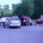 В Кирове водитель «Рено» спровоцировал тройное ДТП
