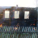 В Омутнинском районе на пожаре в частном доме погиб пенсионер