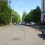 В Кирове «Фольксваген» сбил 12-летнюю девочку