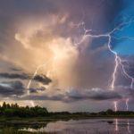 В Кировской области объявлено метеопредупреждение: ожидаются ливни, грозы, град и сильный ветер