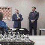 В Кирове Анатолий Карпов открыл Международную шахматную школу