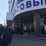 В Кирове эвакуируют людей из нескольких крупных ТЦ