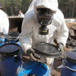 В Марадыковском будут утилизировать особо опасные отходы