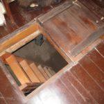 В Кировской области пенсионер сбежал от злоумышленника, сделав подкоп из подполья собственного дома
