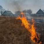 3 мая в Кировской области произошло 30 пожаров