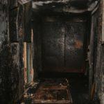 В Вятскополянском районе на пожаре погибли три человека