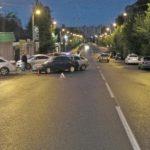 В Кирове в тройном ДТП пострадала 20-летняя девушка