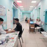 Более тысячи жителей Кировской области стали участниками акций выходного дня министерства здравоохранения региона