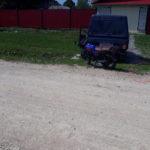 В Уржумском районе столкнулись автомобиль и мопед: госпитализированы два подростка