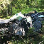 В Верхошижемском районе «Форд» опрокинулся в кювет: пострадали три человека, в том числе два подростка
