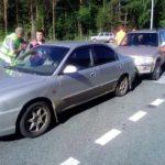 В Юрьянском районе произошло тройное ДТП: пострадала 21-летняя девушка-пассажир