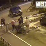 В Кирове молодые люди устроили массовую драку