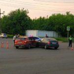 В Кирове в аварии пострадали два ребенка