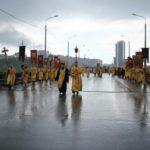 В Кирове паломники отправились в Великорецкий крестный ход