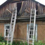 В Кирове сгорел частный жилой дом