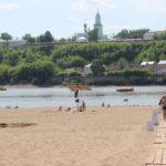 МЧС: Все официальные пляжи в Кировской области соответствуют требованиям безопасности