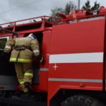 В Кикнурском районе сгорели два дома: госпитализирован 63-летний мужчина