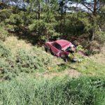 В Санчурском районе 18-летний бесправник опрокинулся в кювет: погибли два человека