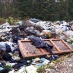 В Мурашинском районе по требованию прокуратуры ликвидировали две несанкционированные свалки