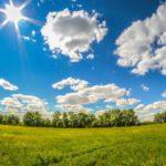 В выходные в Кировской области потеплеет до 28°С