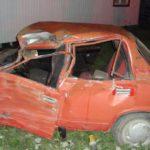 В Кирове 17-летний бесправник на ВАЗе устроил тройное ДТП