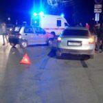 В Кирове столкнулись «Ауди» и «Дэу Матиз»: пострадала 24-летняя девушка