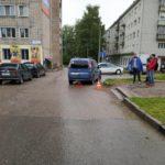В Кирове водитель «Рено» сбил 4-летнюю девочку