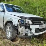 В Котельничском районе в результате ДТП пострадали женщина и 3-летний мальчик
