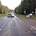 В смертельной аварии в Оричевском районе погибла 48-летняя женщина