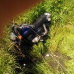 В Подосиновском районе погиб мотоциклист