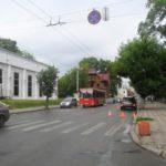 В Кирове женщина-водитель «Киа» сбила 8-летнего мальчика на пешеходном переходе
